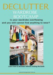 De Clutter Your Wardrobe