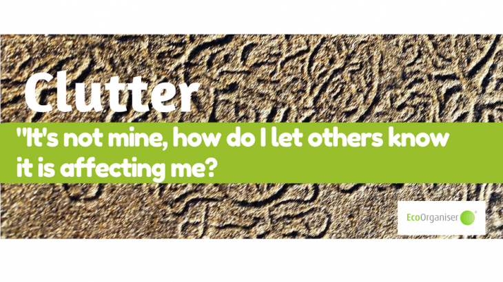 How clutter affects others