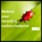 Reduce waste and your carbon footprint